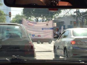 Mexico City Street Marketing